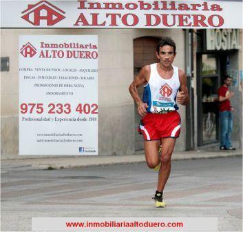 Media Maratón de Soria 2014